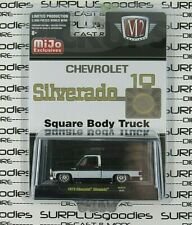 M2 Machines 1:64 2019 MiJo 1973 CHEVROLET SILVERADO 10 SquareBody Pickup Truck