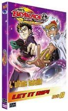 Beyblade volume 8 L'ultime bataille DVD NEUF SOUS BLISTER