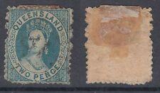 Queensland Stamps