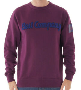 Best Company Crewneck Sweater Jumper 69 2183 in Susina Various Sizes