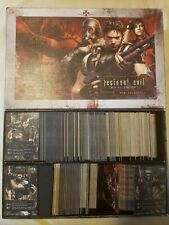 RESIDENT EVIL DECK BUILDING GAME 4 EXPANSIONS,ALLIANCE+OUTBREAK+NIGHTMARE+MERCEN