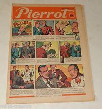 PIERROT 16 mai 1948 N°20: La page des Scouts – Avion MARTIN 202