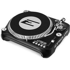 Epsilon DJ Plattenspieler DJT-1300 USB schwarz, Direktantrieb, Gewicht 10kg