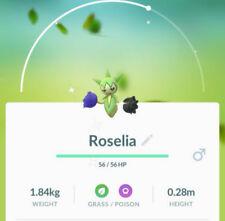 Pokemon Go Shiny Roselia [TRADE OFFER]