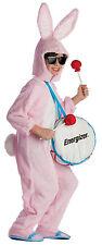 Kids Energizer Bunny Plush Mascot Costume By Dress up America