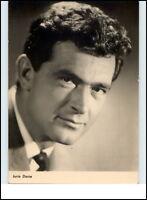 Starfoto Kino Fernsehen Cinema Film Schauspieler Actor 1963 JURIE DARIE Forträt