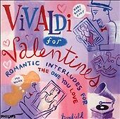 Vivaldi for Valentines: Romantic Interludes for the One You Love (CD,...10