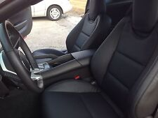 2011 2012 2013 2014 2015 CAMARO CONVERTIBLE KATZKIN BLACK LEATHER SEAT COVERS
