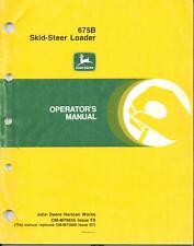 original john deere manuals for sale ebay rh ebay com 6850 John Deere Service Manual John Deere 301A Service Manual