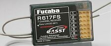 Futaba R617FS 2.4GHZ Fasst Rceiver RX 7CH 6EX 7C 8FG 8FGH 8FGA 18MZ