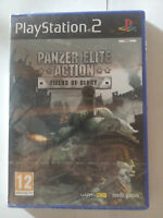 panzer elite action fields of glory ps2 playstation 2 ps 2 neuf sous blister