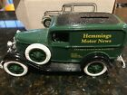 1932+Panel+Delivery+Bank+Hemmings+Motor+News+Locking+Coin+Bank+with+Key