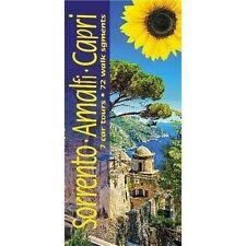 Sorrento, Amalfi and Capri: 7 Car Tours, 72 Walk Segments (Landscapes) by Tippet