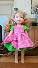 """Party Dress fits Wellie Wisher 14.5"""" Doll Clothes"""