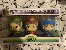 SLEEPING BEAUTY FUNKO POP! 3PACK