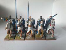 Warhammer Bretonen 5 Fahrende Ritter Knights Errant Fantasy Age of Sigmar