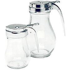 DINER STYLE SYRUP DISPENSER SET