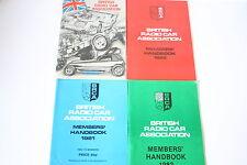 Vintage BRCA 1980's Manuales - 1/12 Th