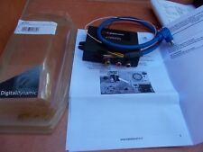 MI-005 (DIGITAL DYNAMICS) INTERFAZ-INTERFACE-INTERFACCIA SAL AV  PARA VW Y AUDI
