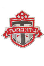TORONTO FC MLS SOCCER FOOTBALL EMBROIDERED IRON-ON PATCH CREST BADGE