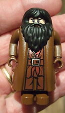 * LEGO HARRY POTTER minifigura: Hagrid LUCE carne (Custom made)