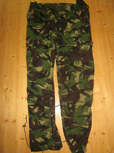 Special Forces Windproof Ripstop Trousers, DPM