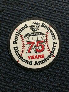 Portland Beavers Baseball patch