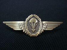 German parachutist badge color bronze