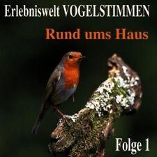Erlebniswelt Vogelstimmen 1-Rund ums Haus (by Andreas Schulze, Alfred Wer.. [CD]