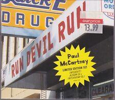 Paul McCartney (Beatles) - Run Devil Run - Scarce UK Limited Edition 2CD set