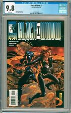 Black Widow #2 1999 Marvel CGC 9.8