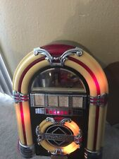Crosley Special Edition 100 Years Radio Cassette Jukebox No 2805 Working Lights