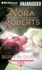 Born in Shame by Nora Roberts Compact Disc Book 5 COMPACT DISCS/6 HRS ABRIDGED