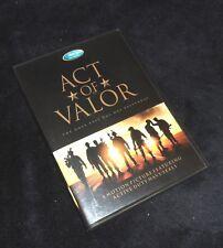 ACT OF VALOR    DVD / Movie   V/G Blu-ray