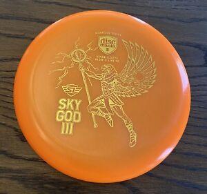 Discmania Sky God III 3 Simon Lizotte Color Glow C-Line P2 175g Brand New Gem