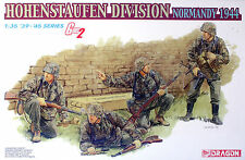 DRAGON 6282 1/35 Hohenstaufen Division Normandy '44 (4 Figures)