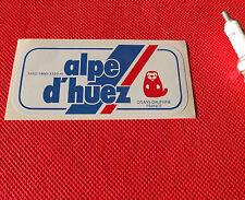 Alpe d'Huez Alpine climb Tour de France sticker Aufkleber autocollant