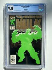 Hulk #377 2nd Print Cgc 9.8