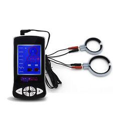 Electrosex Estim Device Electro Shock Rings Extender Enhancer Enlarger NEW