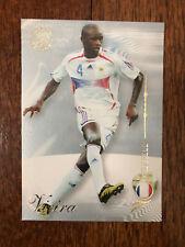 2007 Futera World Football Soccer Card- France PATRICK VIEIRA Mint