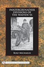 Book - Panzergrenadier Divisions of the Waffen-SS