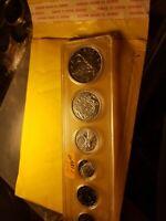 Canada 1951 Coins Set.