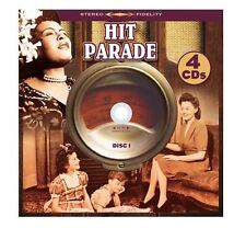 NIP Hit Parade Songs from the 1950's 4 CD Pack