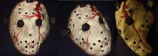 Custom JASON All Mask N One Friday 13th Hockey HALLOWEEN prop Horror Replica
