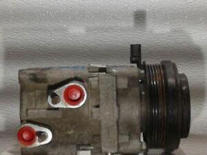 A/C Compressor 2006 Ford Explorer V6 6L2419D629DF