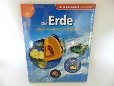 erlebniswelt conocimiento - Die Erde - Tapa Dura Libro