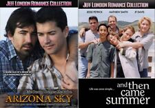 Jeff London 2 Movie Set (DVD) Arizona Sky, And Then Came Summer, Gay, LGBT