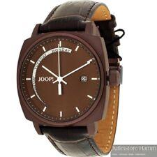 JOOP! Uhr Retro Analog JP100521F06 elegante Herren Armbanduhr in braun