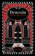 NEW Dracula and Other Horror Classics By Bram Stoker Hardcover Free Shipping
