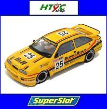 SCALEXTRIC FORD SIERRA RS #25 1988 BATHURST 1000 BENSON & HEDGES SUPERSLOT H3868